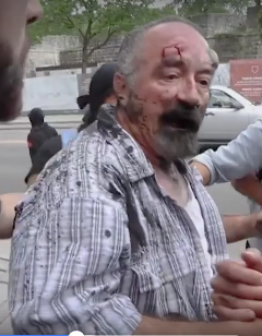 After attack by Antifa