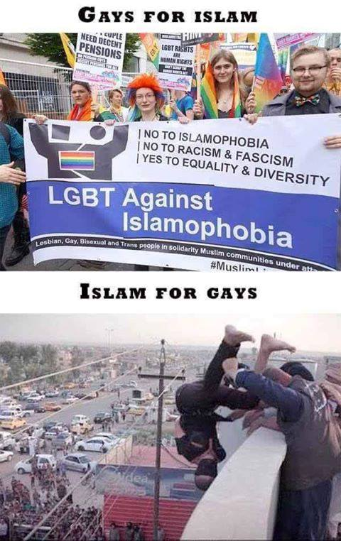 Gays for Islam, Islam for Gays